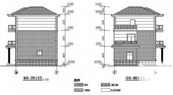 农村自建房建筑图纸 - 1