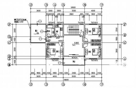 农村自建房建筑图纸 - 3