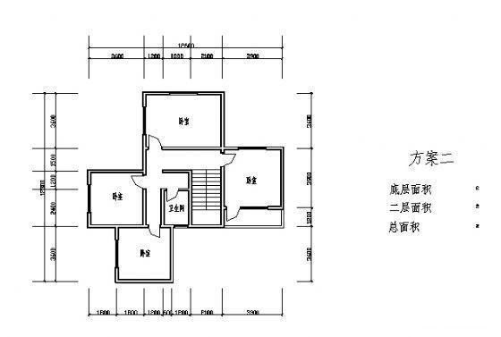 新农村建设住宅设计 - 2