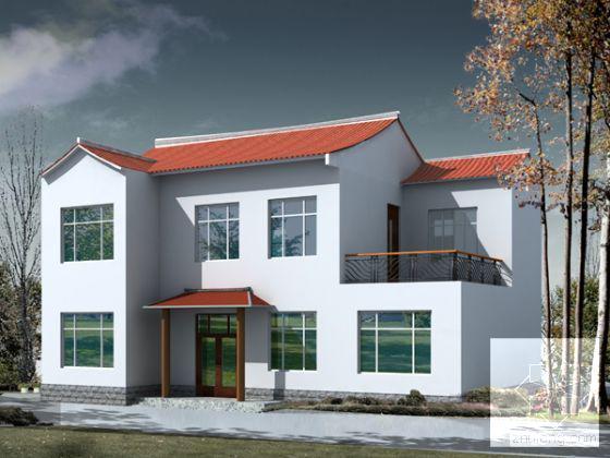 新农村住宅设计图纸 - 4