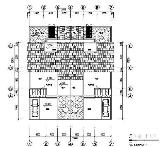 新农村住宅设计方案 - 1