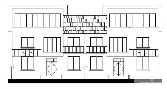 新农村住宅设计方案 - 2