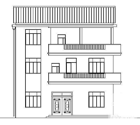 三层小别墅 - 1