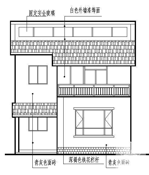 住宅楼建筑水暖 - 2