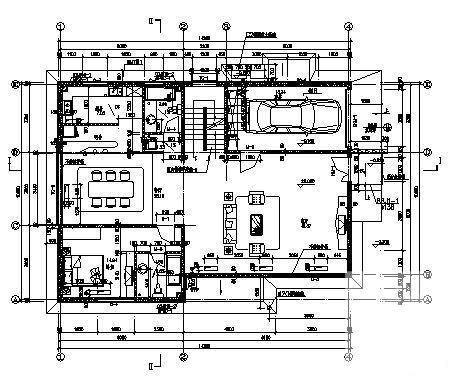 单体别墅设计图 - 3