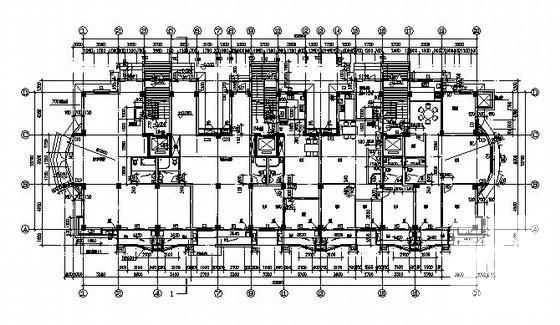 高层住宅单体建筑 - 1
