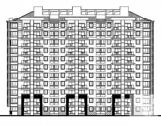 高层住宅单体建筑 - 2