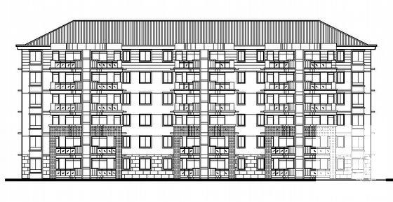 高层住宅单体建筑 - 3