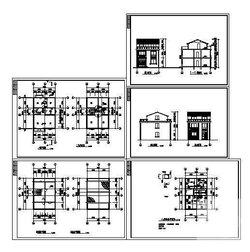 乡村别墅建筑设计 - 2