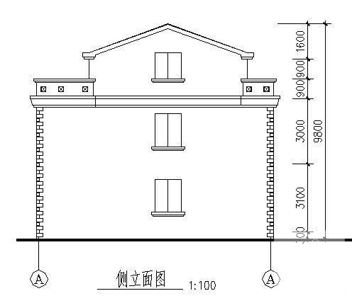 乡村别墅建筑设计 - 4