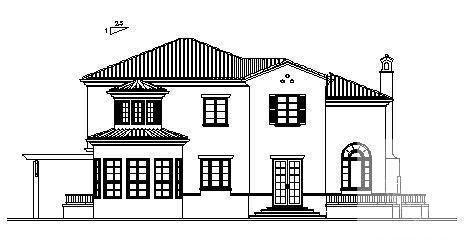 别墅地下室设计图纸 - 3