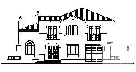 别墅地下室设计图纸 - 4