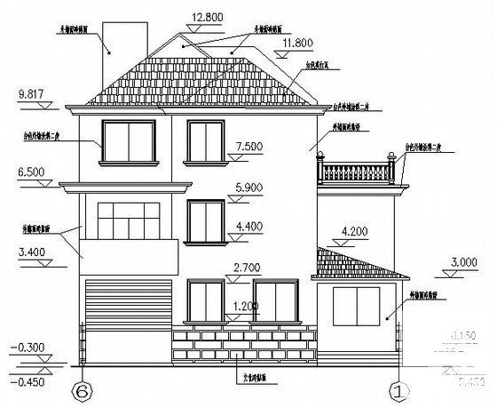 独立式住宅 - 4