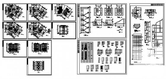 复式公寓施工图 - 2
