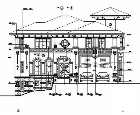 豪华别墅图 - 3