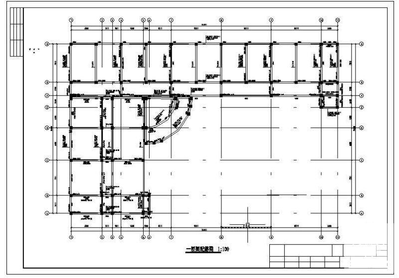 教学楼建筑设计方案 - 2