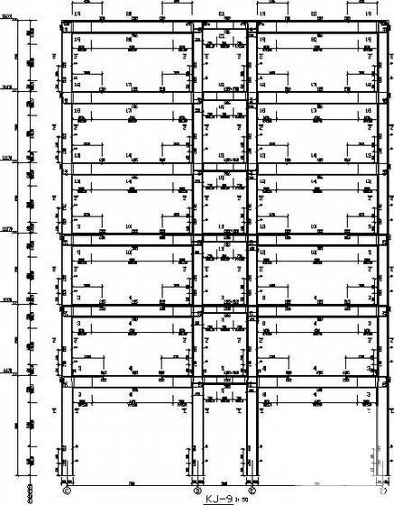 结构计算表格 - 3