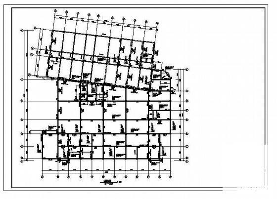 建筑施工平面图图纸 - 3