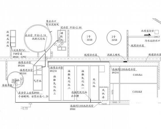 施工平面布置图设计 - 1