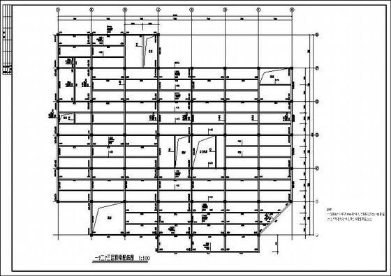 建筑结构图设计说明 - 3