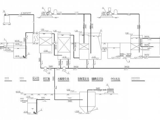 施工设计全套图纸 - 4