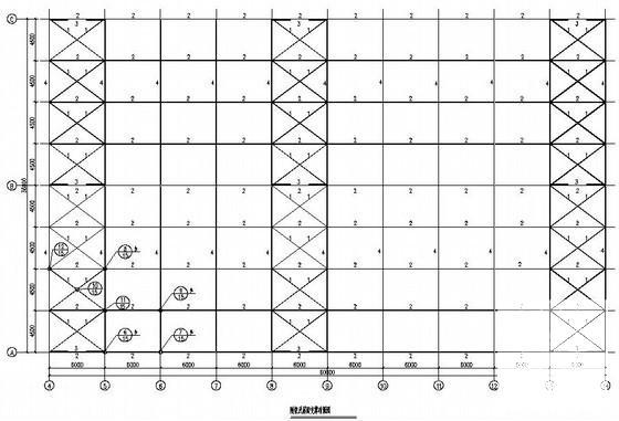 钢结构厂房施工方案 - 1