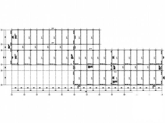 办公楼施工设计方案 - 3
