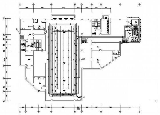 别墅游泳池施工图 - 1