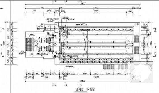 污水处理厂设计图纸 - 5