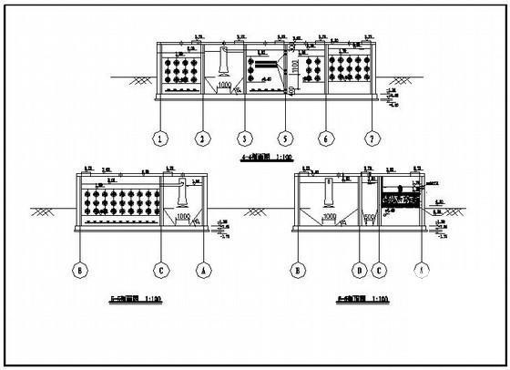 生活污水处理施工图 - 2