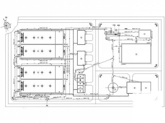 污水处理厂施工图 - 1