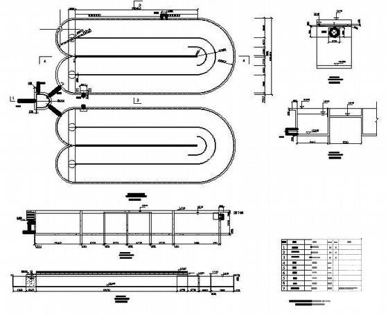污水处理厂设计图纸 - 2
