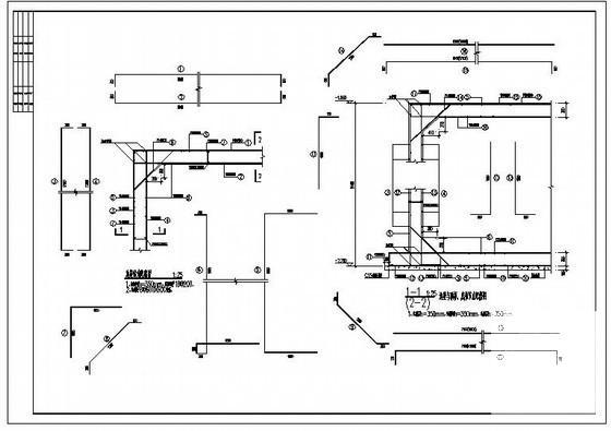 办公楼结构设计图纸 - 2