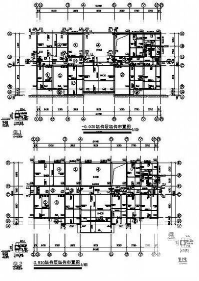 砌体结构条形基础 - 2