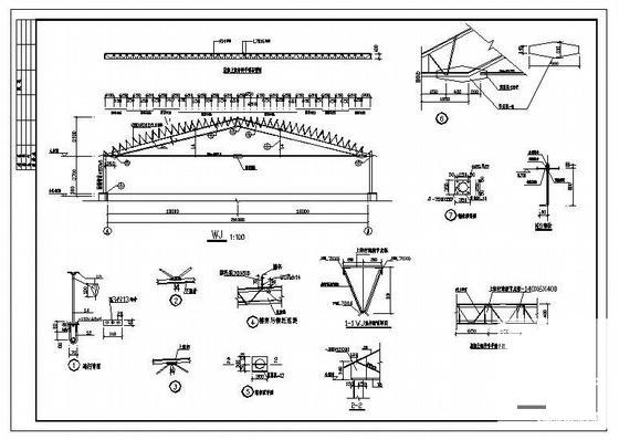 建筑图纸设计说明 - 2