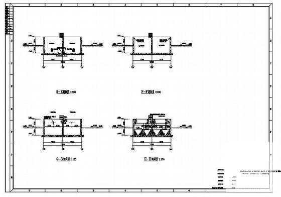 废水处理施工图 - 4