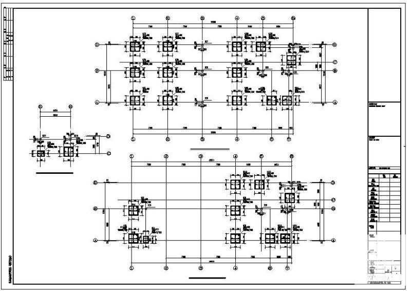 办公楼框架结构设计 - 1