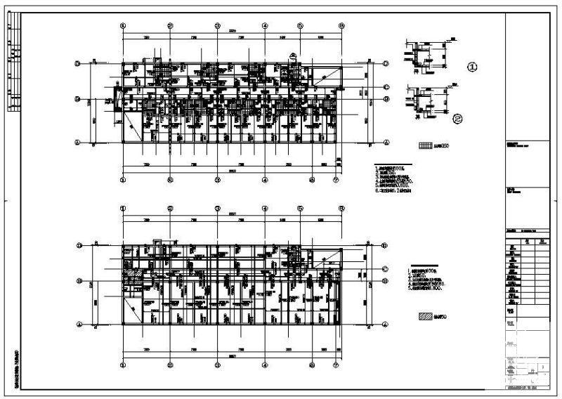 办公楼框架结构设计 - 3