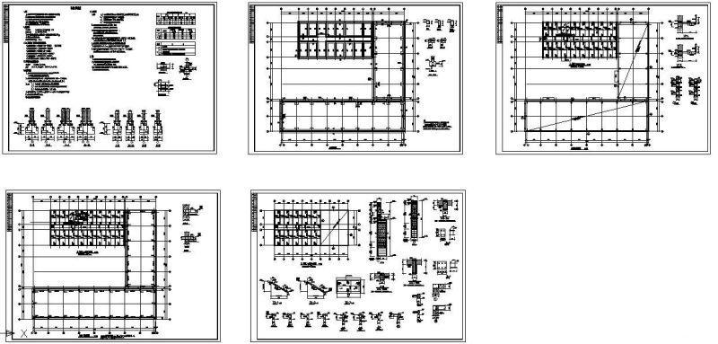 砌体结构办公楼 - 1