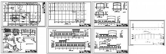 建筑图纸设计说明 - 1