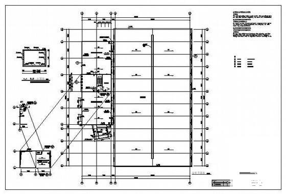 单层建筑施工图 - 2