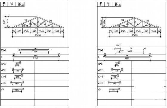 木结构结构设计 - 4