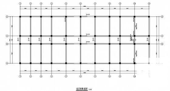建筑设计方案施工图 - 1