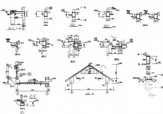 别墅全套建筑施工图 - 4