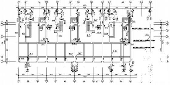 住宅楼设计图纸 - 1