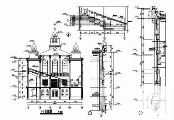框架结构结构建筑 - 2