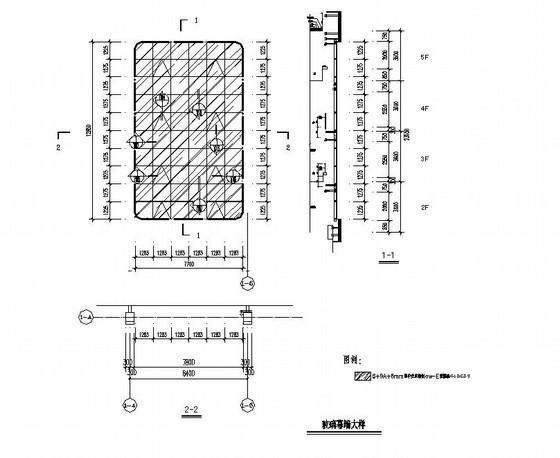 幕墙设计施工图 - 2