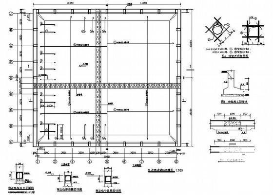 大型水池设计 - 1