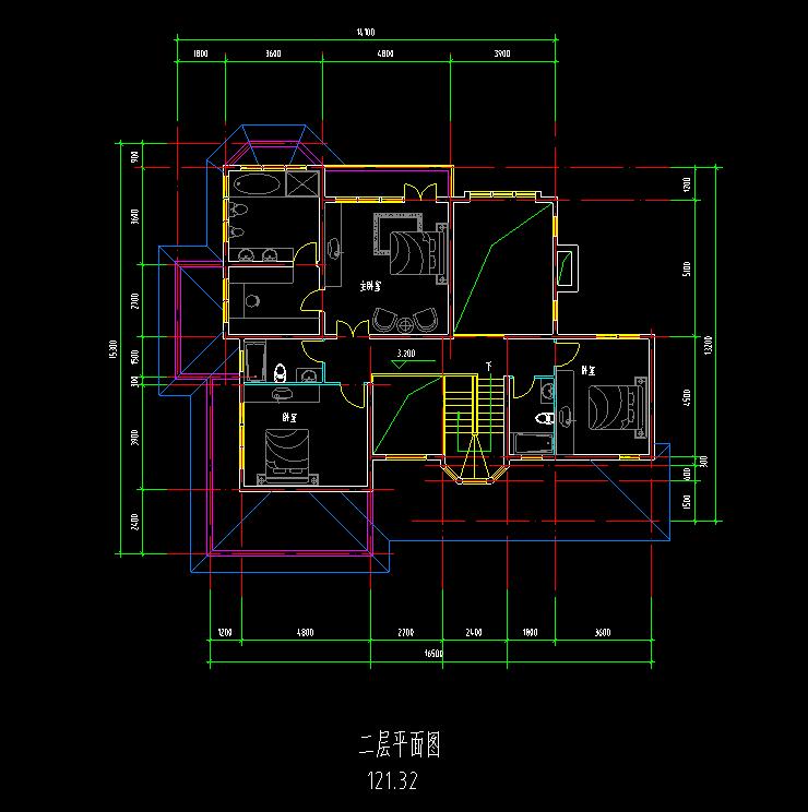 别墅建筑方案设计 - 2