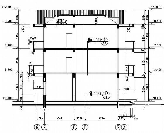方案设计施工图设计 - 2